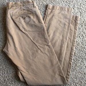 Men's JCrew Broken In Pants